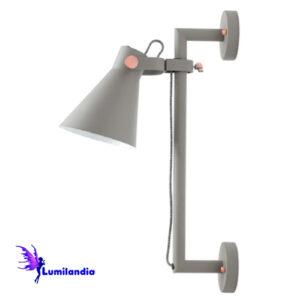 Luminária de Parede Arandela Moderna Kartago Regulável