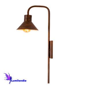 Luminária de Parede Arandela Asculas Articulada com Foco