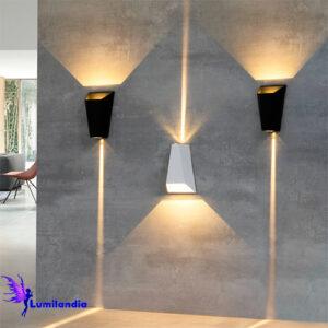 Luminária de Parede Arandela LED Moderna Mid