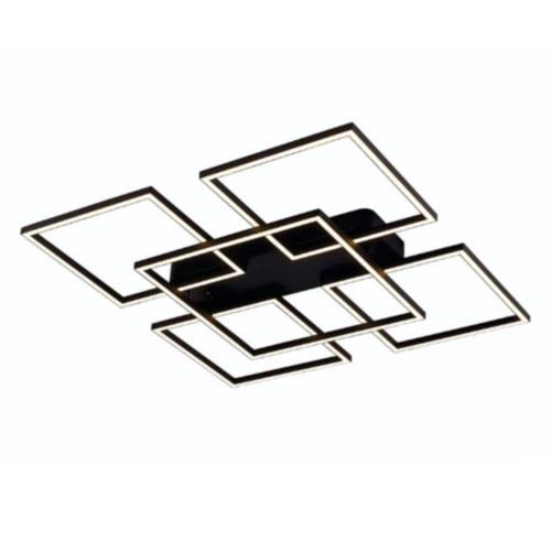 Luminária Plafon de Sobrepor Moderna Composição - LED INTEGRADO