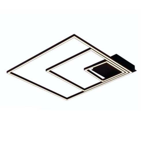 Luminária Plafon de Sobrepor Moderna - LED INTEGRADO