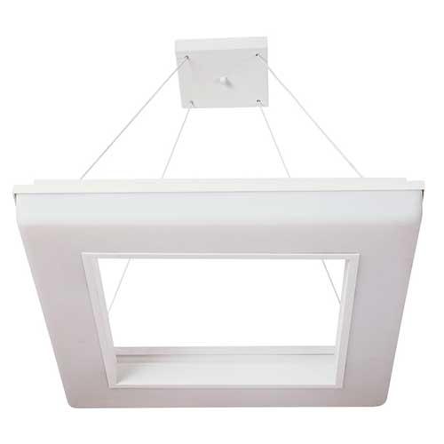 Luminária de Sobrepor Pendente Ritaz - LED INTEGRADO