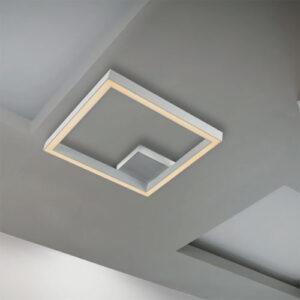 Luminária de Sobrepor Regola Quadra - LED INTEGRADO