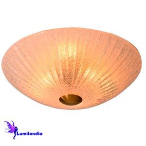 Luminária de Teto Plafon Riga Redondo