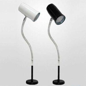 Luminária Industrial Lumi Flexível com Base de Imã