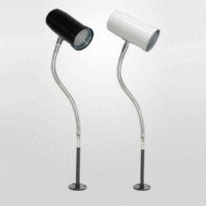 Luminária Industrial Lumi Flexível com Base para Parafusos