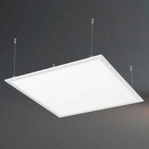 Luminária Painel de LED Pendente Quadrado