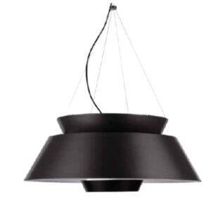 Lustre Pendente Moderno Anello Luz Indireta - LED INTEGRADO