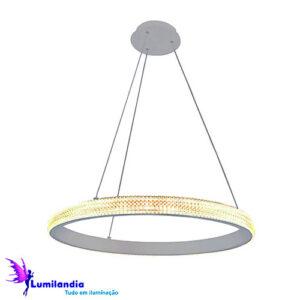 Pendente Moderno Anell - LED Integrado