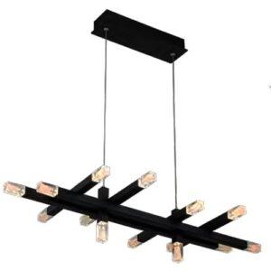 Lustre Pendente Moderno Estill LED Integrado