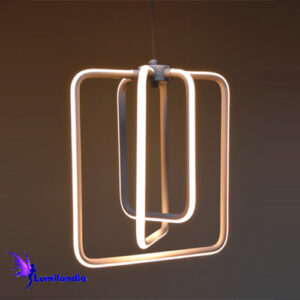Pendente de LED Moderno Salinn