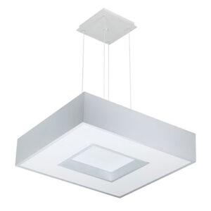 Pendente LED Plafon de Sobrepor New Bear Quadrado