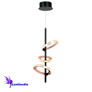 Pendente Moderno Albacete - LED Integrado