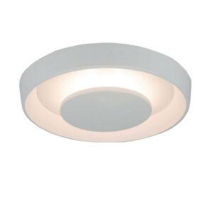 Plafon de Sobrepor LED Retina Redondo Luz Indireta