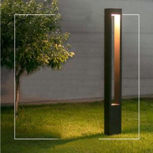 Poste Torre Moema LED