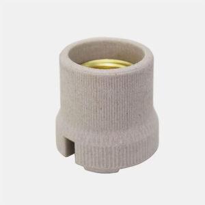 Soquete E27 Cerâmica
