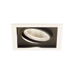 Spot de Embutir LED Quadra Simples - 35w - 10° / 24° / 36°