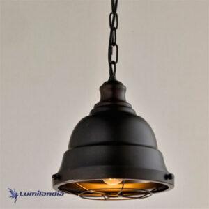 Iluminação Estilo Industrial