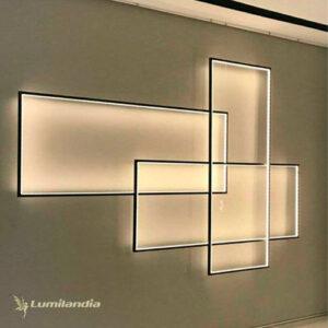 Perfil de LED