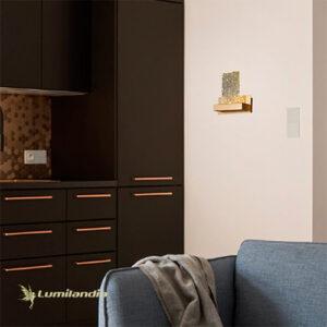 Arandela Moderna Lafite Com LED Integrado