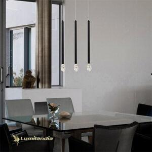 Pendente Moderno Wand Ice Com LED Integrado